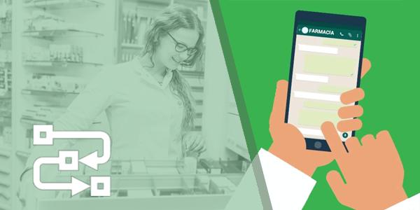¡Facilita la comunicación de la farmacia con tus clientes! Configura el WhatsApp en 10 pasos y utilízalo para la gestión de encargos